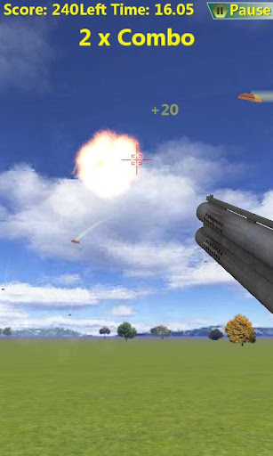 Pocket Skeet - screenshot