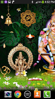 Screenshot of Lord Ayyappan Live Wallpaper