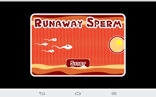 Screenshot of Runaway Sperm