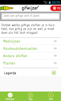 Screenshot of Gifwijzer
