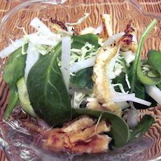 Pear, Endive & Chevre Salad