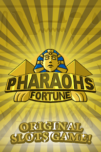 Ancient Pharaohs Fortune Free - screenshot