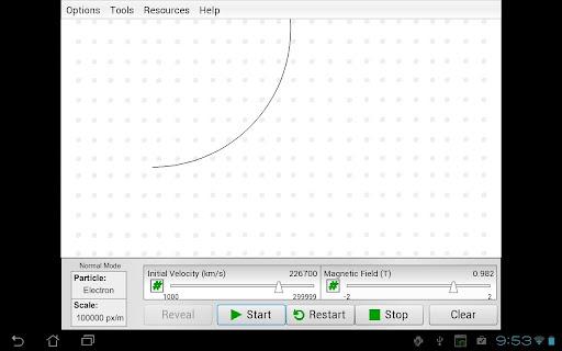 【免費教育App】Particle in Magnetic Field-APP點子