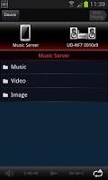 Screenshot of KENWOOD Audio Control W1