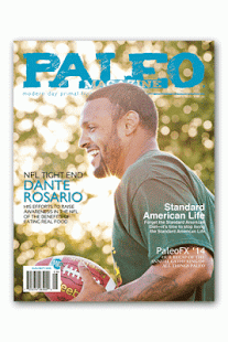 Paleo Magazine - screenshot