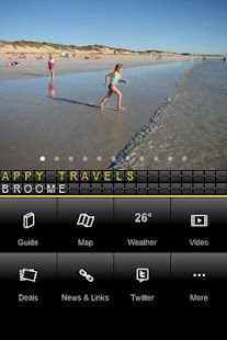 Broome - Appy Travels - screenshot
