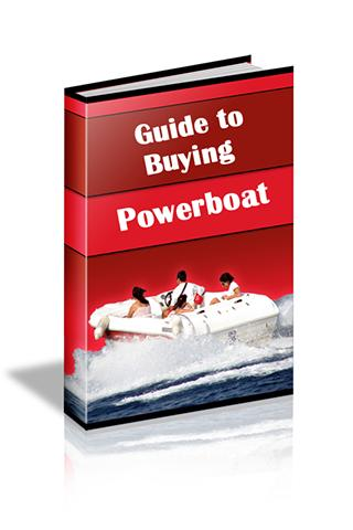 Guide to Buying Powerboat