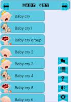 Screenshot of Free tenderness baby ringtones