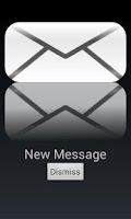 Screenshot of Message Notification Lite