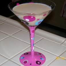 Boston Creme Pie Martini