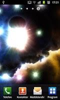 Screenshot of Supernova HD Live Wallpaper