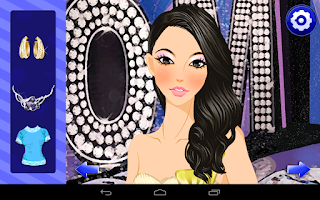 Screenshot of High School Dance Makeover