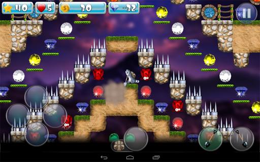 Dig And Run Raccoon! - screenshot