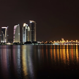 PUTRAJAYA  by Andy Teoh - Buildings & Architecture Other Exteriors ( putrajaya, pullman, landscape, andyteoh photography, nightscape )