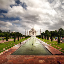 Taj Mahal by Rodriquez Gabriele - Buildings & Architecture Public & Historical (  )