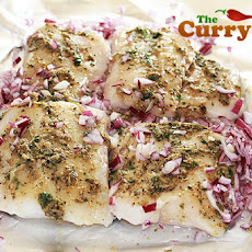 A Barbecued Hake Recipe That's Easy And Delicious