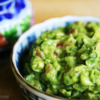 Grilled Onion Guacamole