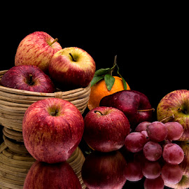 Still Life with fruits # 9 by Rakesh Syal - Food & Drink Fruits & Vegetables