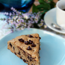 Gluten-Free Chocolate Chip Scones