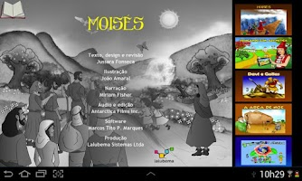 Screenshot of Moses