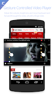 Screenshot of UC Browser HD: For Big Screens