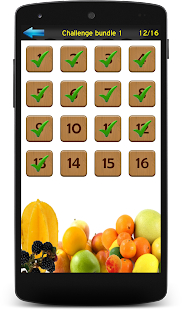 Ultimate Fruit Quiz - screenshot