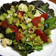 Mediterranean Marinated Salad
