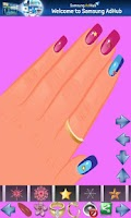 Screenshot of Nail Decoration for Kids