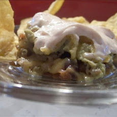 T.g.i. Friday's Nine-Layer Dip