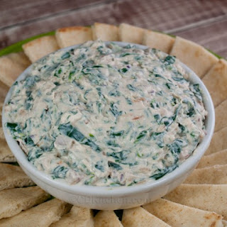 Spinach Dip-Fat Free