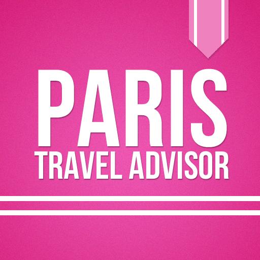Travel Advisor: Pairs LOGO-APP點子