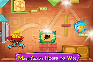 Screenshot of Basketball Superstar