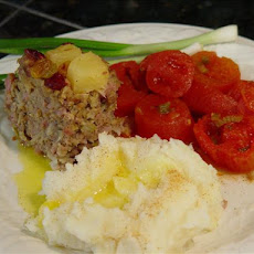 Fruity Ham Meatloaf