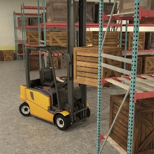 Download Extreme Forklift Challenge 3D Apk Download