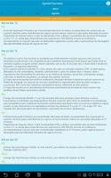 Screenshot of Agenda Financeira