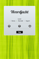 Screenshot of Woordjacht
