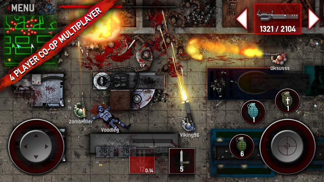 SAS: Zombie Assault 3 Screenshot 0