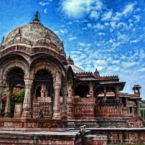 Mander Garden, Jodhpur by Vijay Nagaonkar - Buildings & Architecture Statues & Monuments