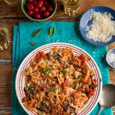 Tomato, Broccoli & Mozzarella Pasta Casserole Recipe | Yummly