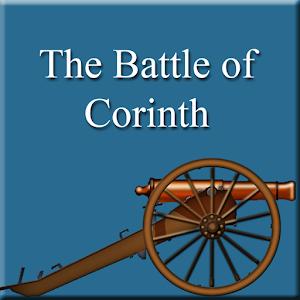 Cover art Civil War Battles - Corinth