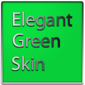 Elegant Green Keyboard Skin icon