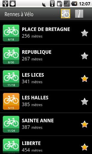 Rennes à Vélo