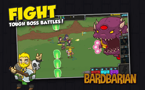 Bardbarian Screenshot