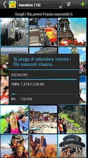 Gallery Lock (italiano) Screenshot