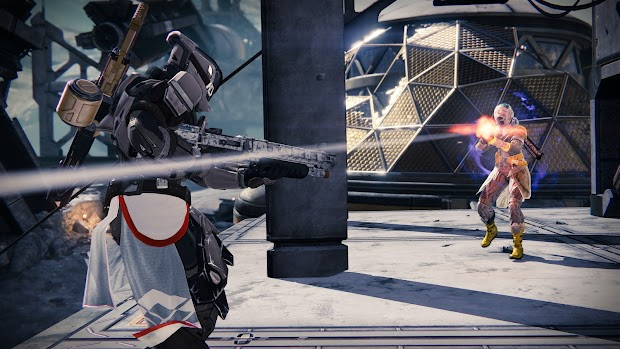 The freedom of Destiny means no split-screen support