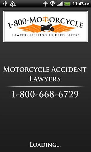 【免費書籍App】Motorcycle Accident Lawyer-APP點子