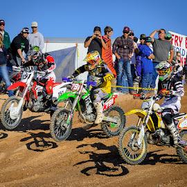 Hole Shot by Jobe1 Photography - Sports & Fitness Motorsports ( motorcycles, motor cross, racing, races, dirt bike )