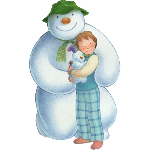 Cover art The Snowman & The Snowdog