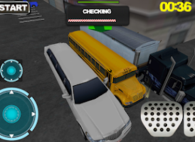 Screenshot of Ultra 3D car parking 2
