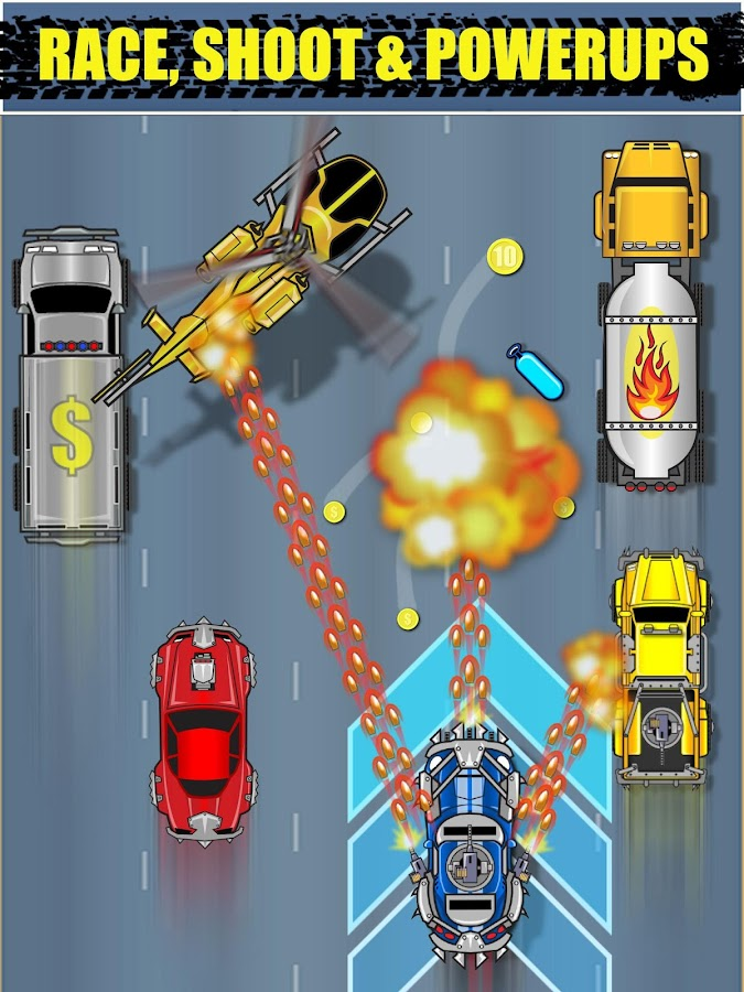 Road Riot Screenshot 10
